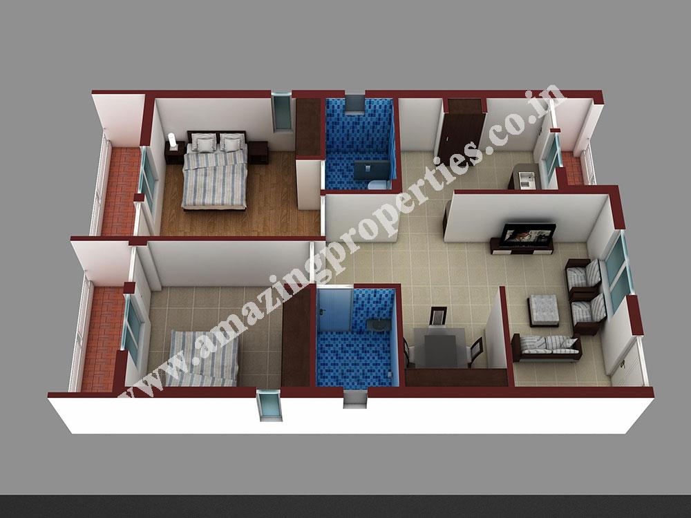 Flat for sale at Rahmath Nagar, Tirunelveli